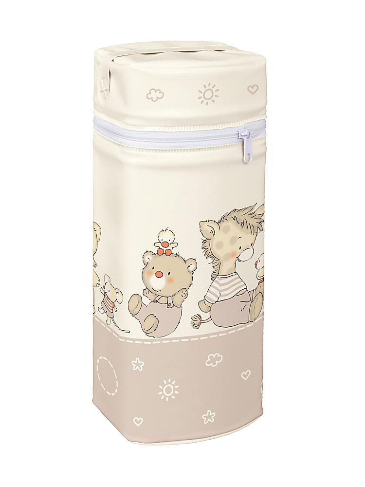 Сумка-термос Ceba Baby Jumbo(W-005-050-120 Ducklings Brown)