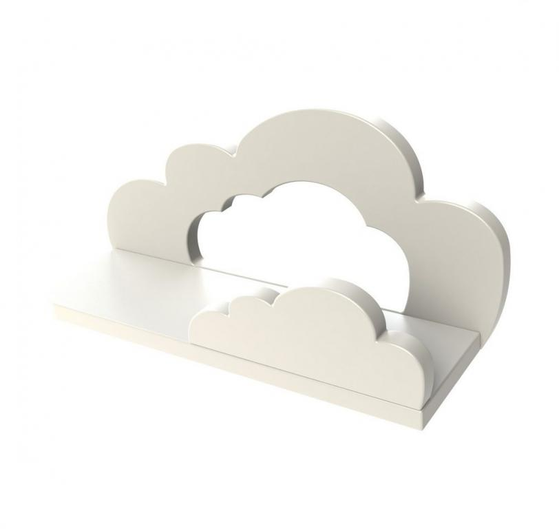 Полка Fiorellino Cloud (Фиореллино Клоуд) white
