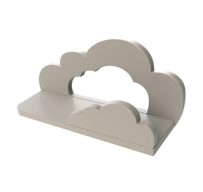 Полка Fiorellino Cloud (Фиореллино Клоуд) light grey