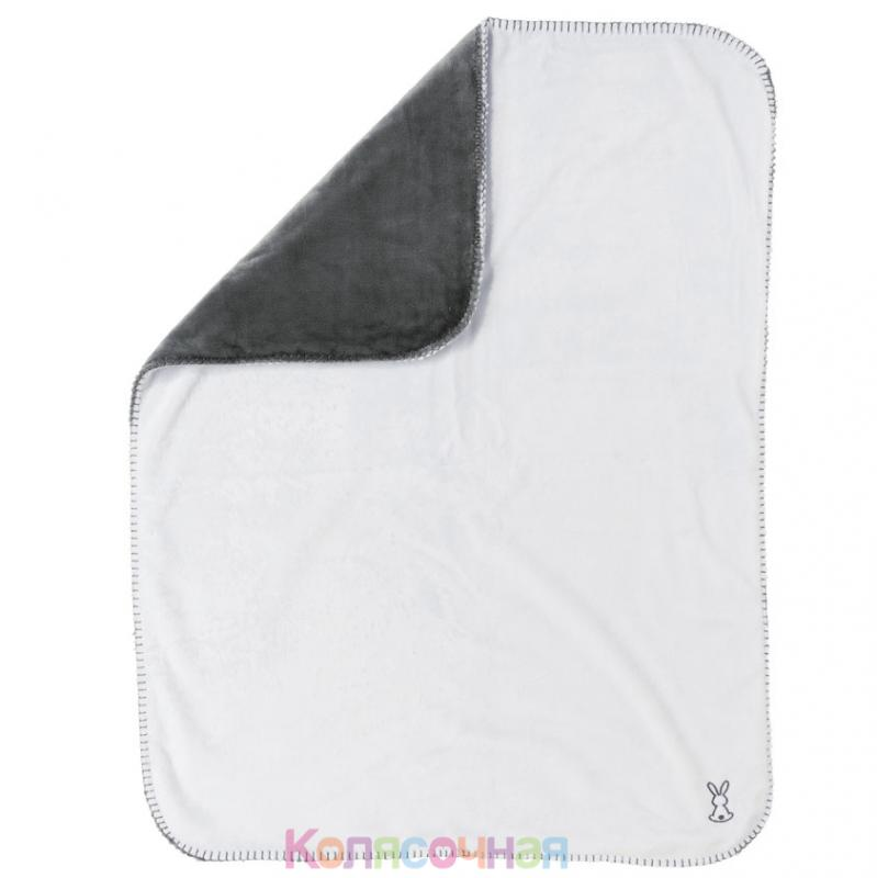 Покрывало 75х100 см Nattou Supersoft Lapidou Кролик(878432 Anthracite/White)