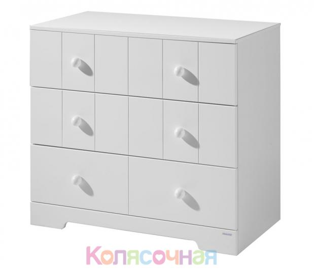 Тумба Micuna CO-1415 Plus(White)
