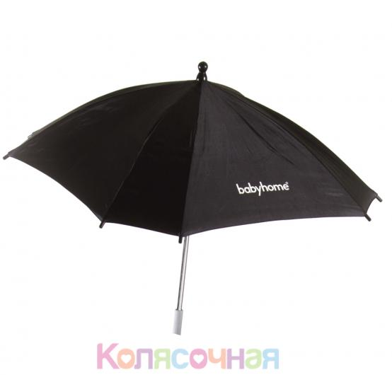 Зонтик Babyhome Sun для колясок Vida/Emotion(Black)