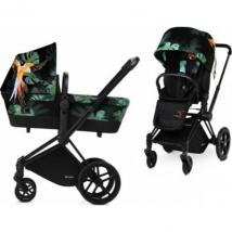 Детская коляска Cybex Priam Lux FC Birds of Paradise 2 в 1
